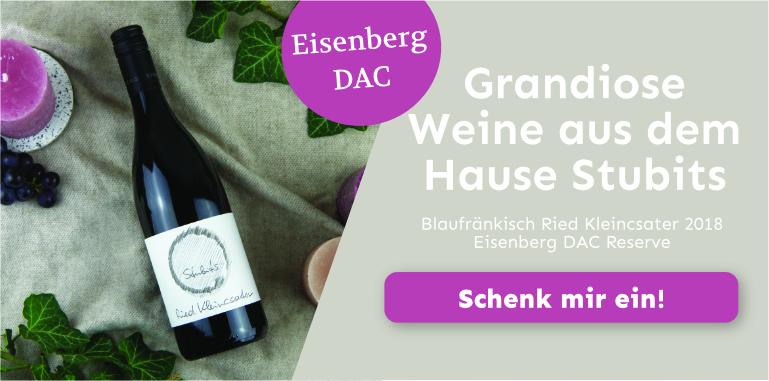 Weine vom Csaterberg   Weingut Stubits   Eisenberg DAC