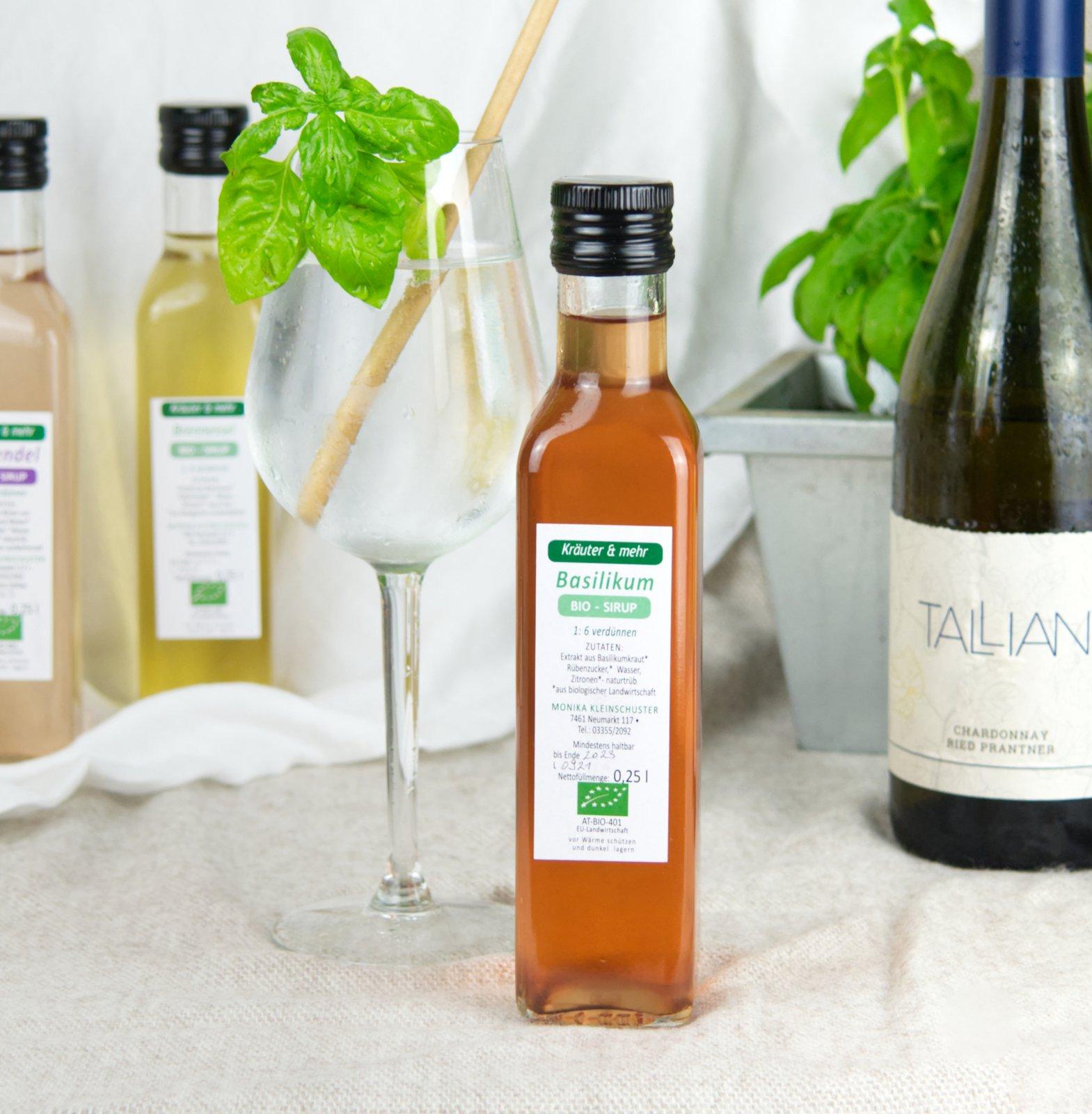 Sommer Sirupe - Die MUST-HAVES in jeder Hausbar und wie du mit ihnen jeden Drink aufpeppst!